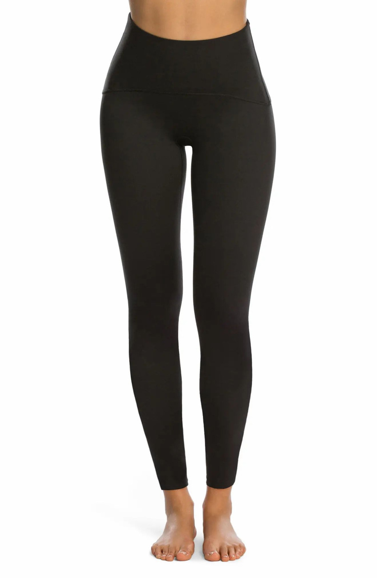 Black Spanx leggings for women at Nordstrom